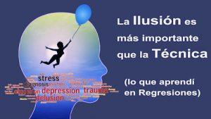 La ilusión más importante que la técnica - www.vueloalalibertad.com - Terapia Regresiones