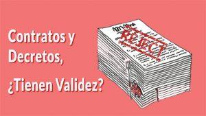 Contratos y Decretos - www.vueloalalibertad.com